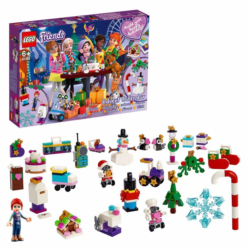 Lego Fiends Advent Calender