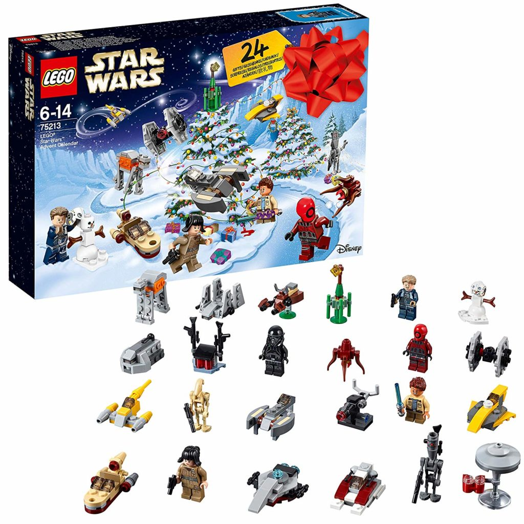 Star Wars 2018 Lego Advent Calendar