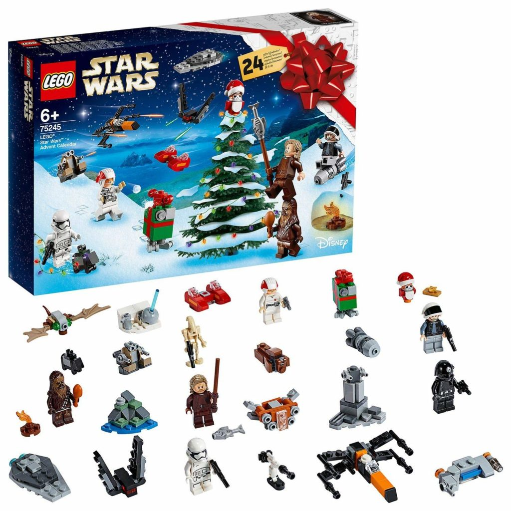 Star Wars Lego Advent Calendar